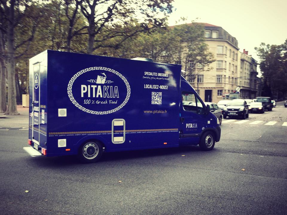 foodtruck pitakia